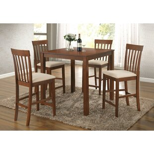 Yearby 5 Piece Dining Set