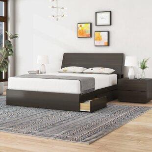 Mckain Platform 3 Piece Bedroom Set