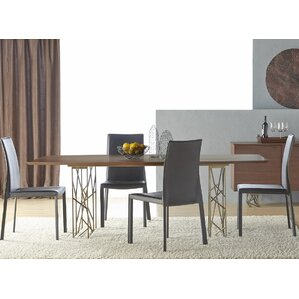 Salmons Dining Table by Brayden Studio