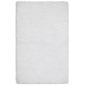 Nasim White Area Rug