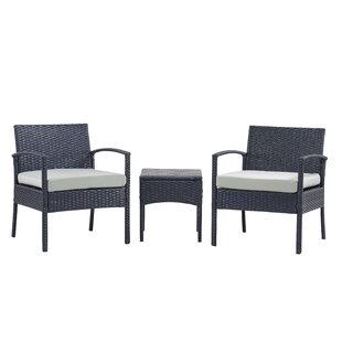 e48e5877f14 Howze 3 Piece Conversation Seating Group with Cushions