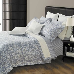Hampton 3 Piece Duvet Set