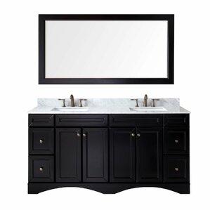 Bathroom Vanities Ma double vanities you'll love | wayfair