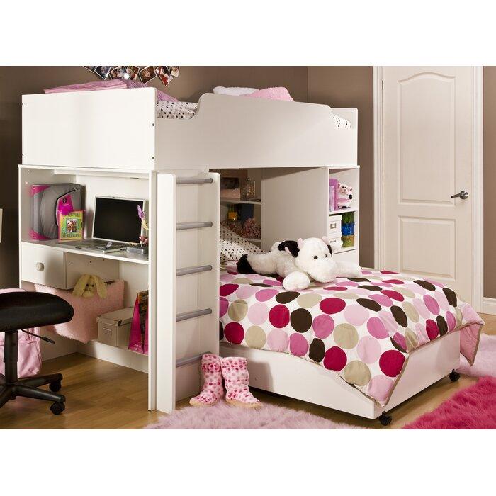 Logik Twin L Shaped Bunk Bed