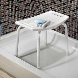 tub and shower seat