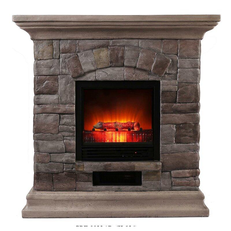 Elegant Portable Electric Fireplace