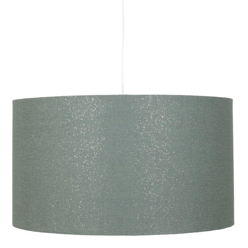 pacific lifestyle 40 cm lampenschirm ravel aus stoff. Black Bedroom Furniture Sets. Home Design Ideas
