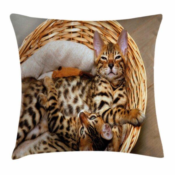 Cat Pillow | Wayfair
