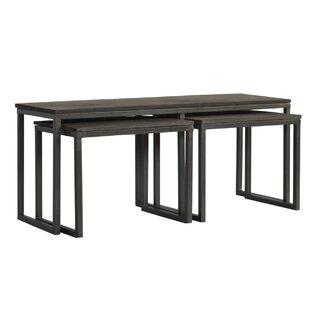 modern coffee table sets allmodern