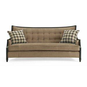 save to idea board - Exposed Wood Frame Sofa