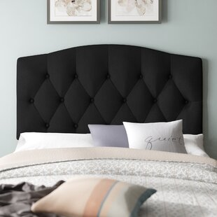 Fitz Cambridge Tufted Upholstered Panel Headboard