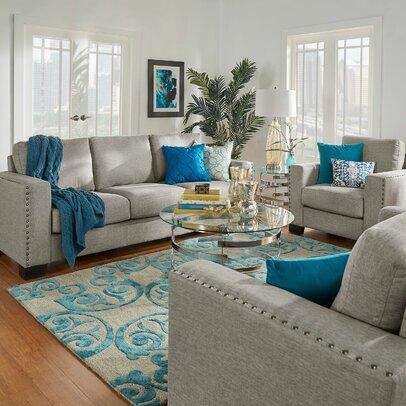 Modern Living Room Design Photo By Birch Lane