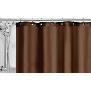 Brown Shower Curtain Liners Youll Love