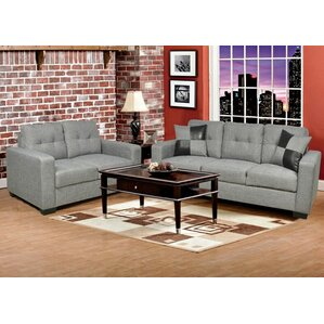 Ezra 2 Piece Living Room Set by Beverly Fine..
