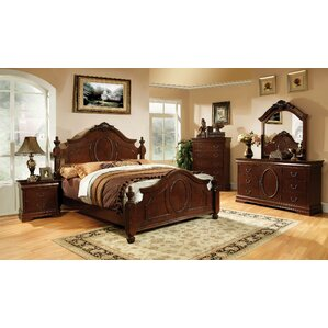 Carnaff Panel Bed by Astoria Grand