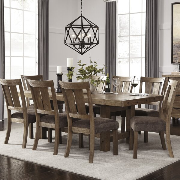 Loon Peak Etolin 9 Piece Dining Set Reviews