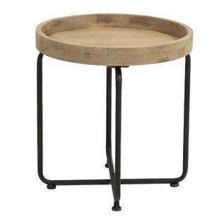 Tikal Wood Tray Table