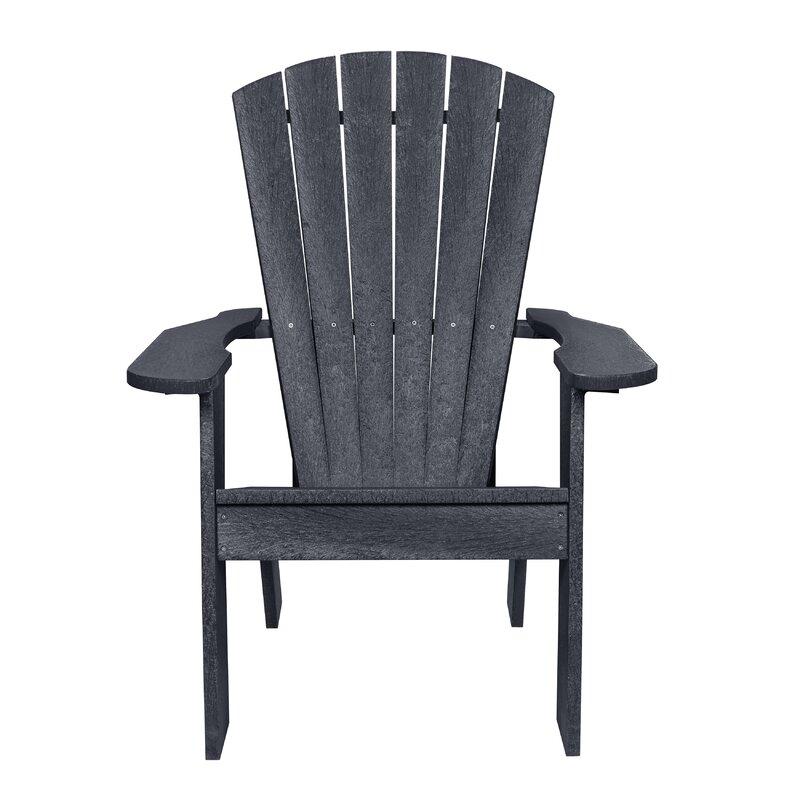 Colworth Plastic Adirondack Chair  sc 1 st  Joss u0026 Main & Colworth Plastic Adirondack Chair u0026 Reviews   Joss u0026 Main