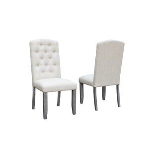 Sawyer Tufted Upholstered Dining Chair (Set of 2)