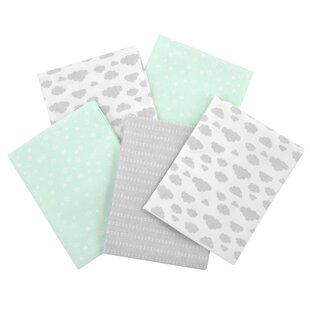 Gerber® 5-Pack of Flannel Receiving Blanket (Set of 5) 4f3cd5d3a