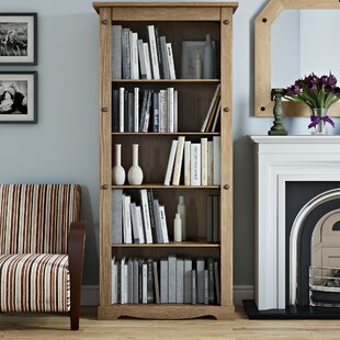 Classic Corona Rustic Bookcase By Home & Haus   For Sale