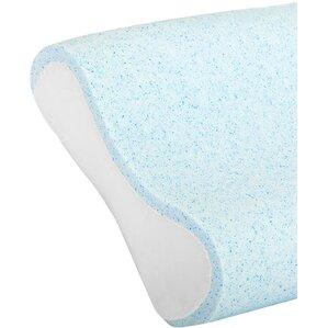 Foam and Gel Fiber Pillow by Linen Depot Direct