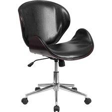 Desk Chairs White modern office chairs | allmodern