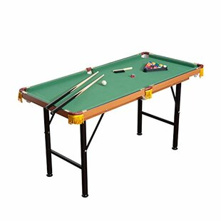 Folding Miniature Billiards Pool Table