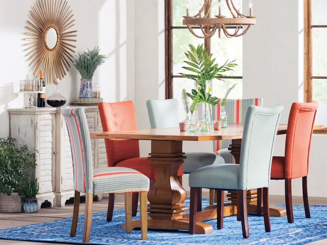 How to Choose a Dining Table Size Wayfair