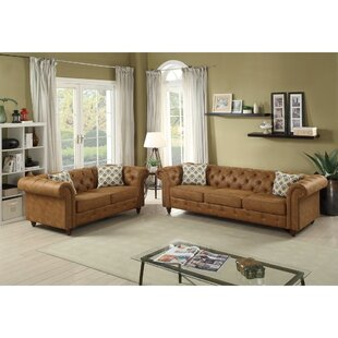 Button Tufted Living Room Furniture | Wayfair