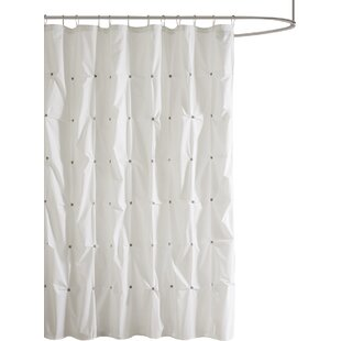 Ellesmere Port Cotton Single Shower Curtain