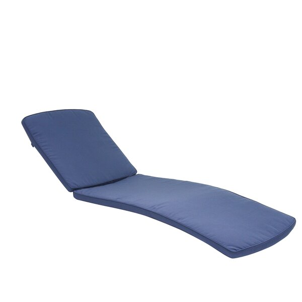Three Posts Outdoor Chaise Lounger Cushion U0026 Reviews | Wayfair