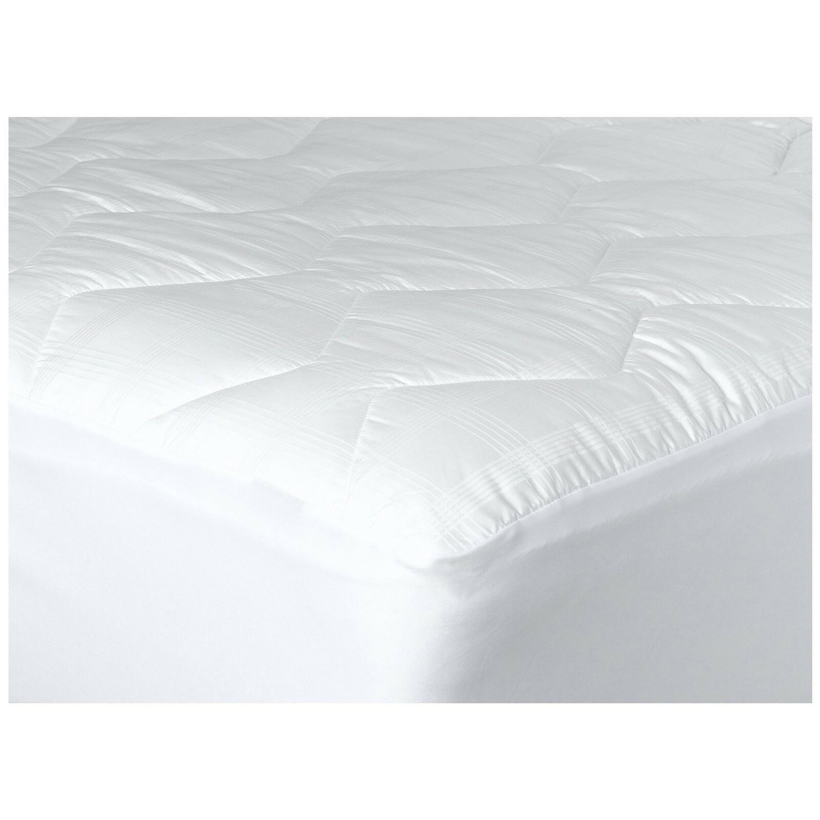 Deluxe fort Mattress Pad & Reviews