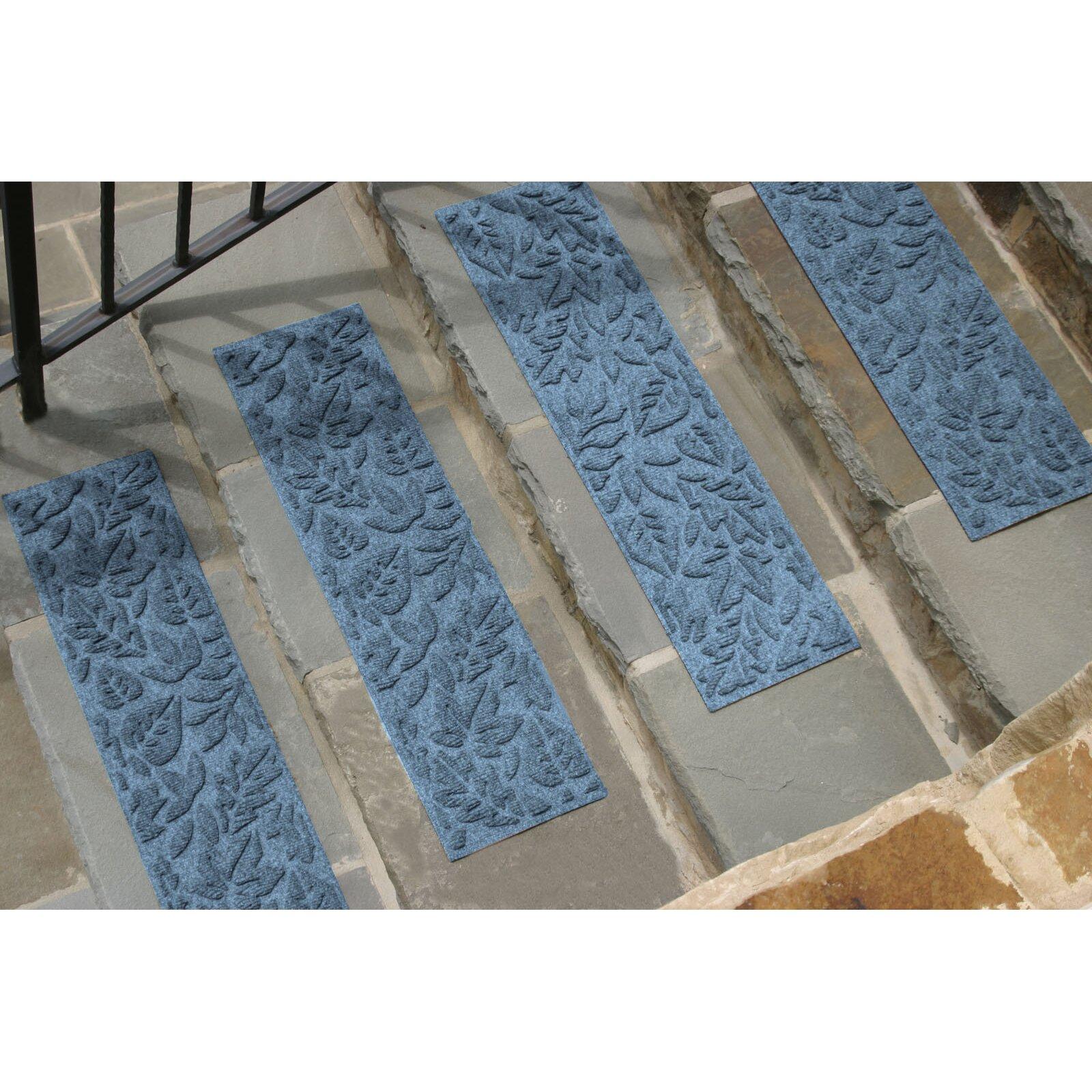 Bungalow Flooring Aqua Shield Bluestone Fall Day Stair