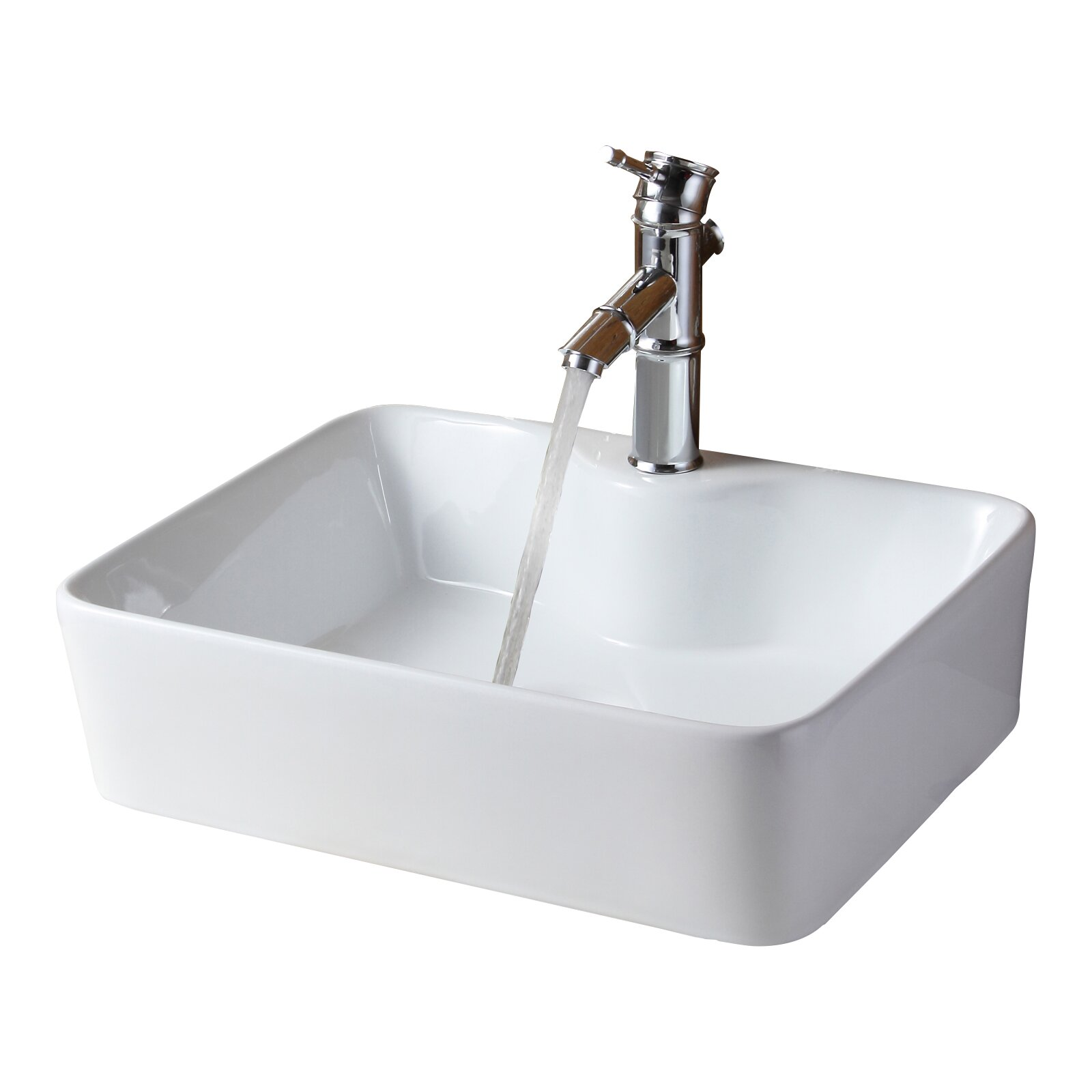 rectangular vessel bathroom sinks elite ceramic rectangular vessel bathroom sink amp reviews 20124
