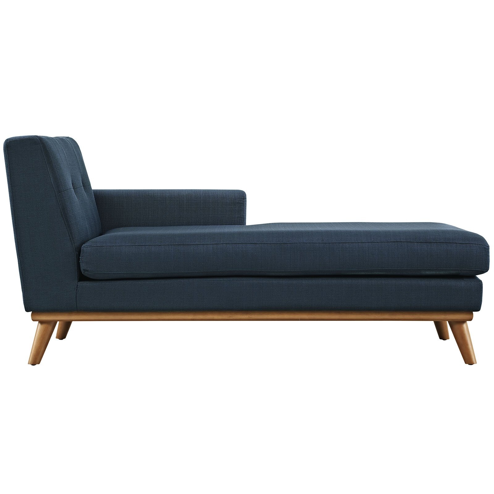 Saginaw chaise lounge reviews allmodern for Baby chaise lounge