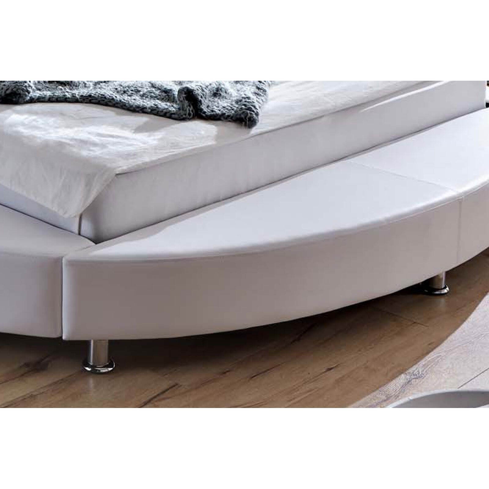 sam stil art m bel gmbh rundbett brooke 180x 200 cm. Black Bedroom Furniture Sets. Home Design Ideas