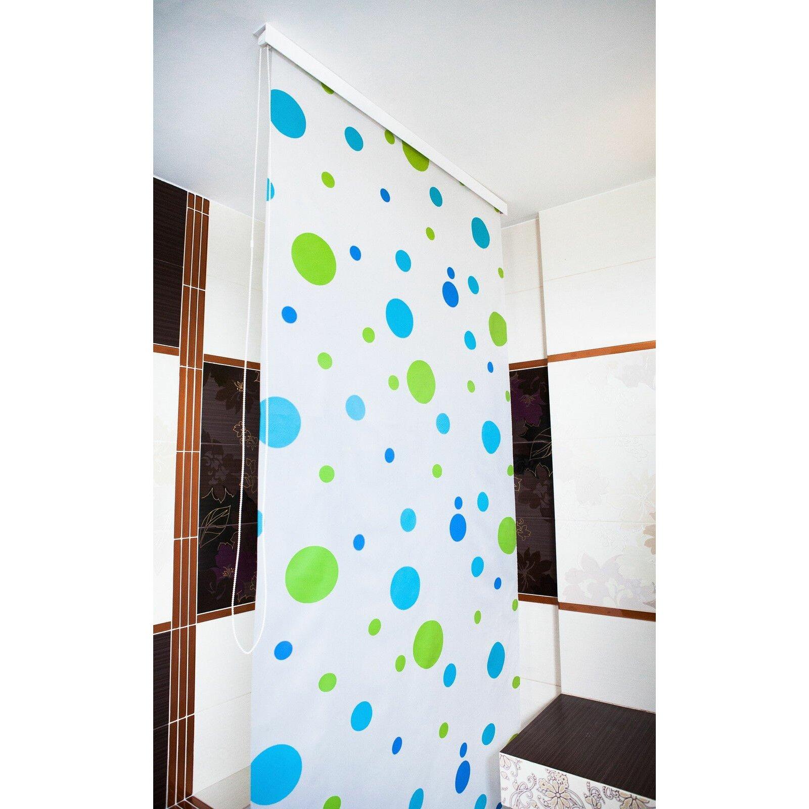 tropik home playful peva stylish waterproof shower curtain. Black Bedroom Furniture Sets. Home Design Ideas