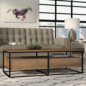 Hughey Coffee Table by Brayden Studio