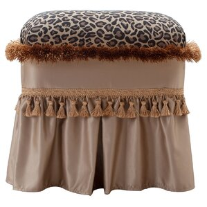 Seraphina Decorative Ottoman by Astoria Grand