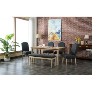Hannam 6 Piece Dining Set