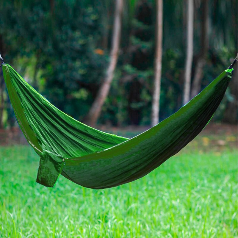 Freeport Park Karley Sports Force Double Camping Hammock  Color: Green