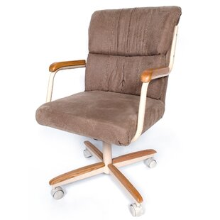 game room chairs with casters wayfair