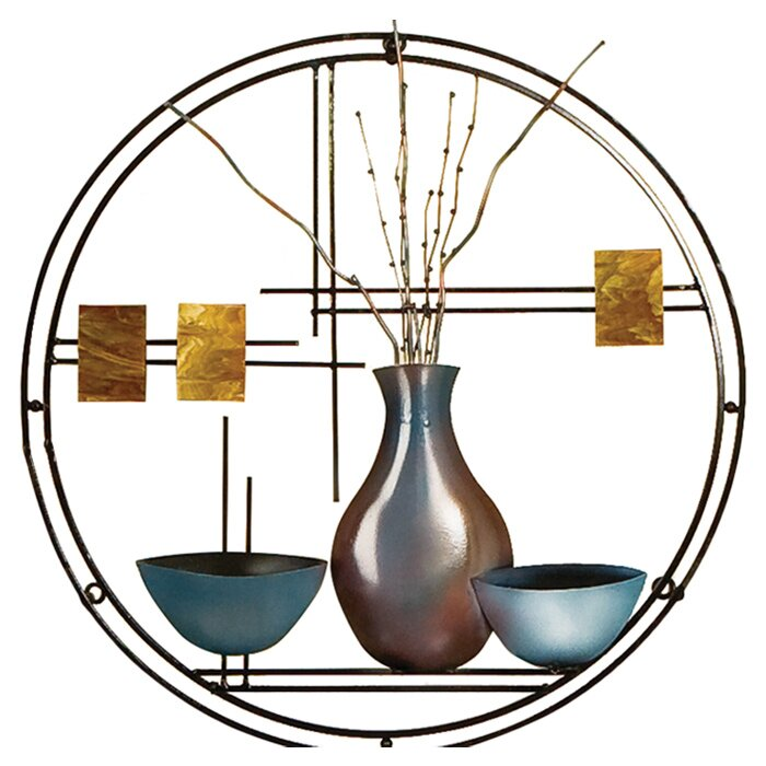 Alcott Hill Vase and Bowl Wall Décor & Reviews | Wayfair