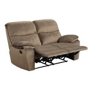 Mcdougall Reclining Loveseat by Red Barrel Studio