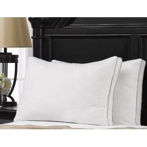 Exquisite Hotel Gel Fiber Pillow (Set of 2) by Ella Jayne Home