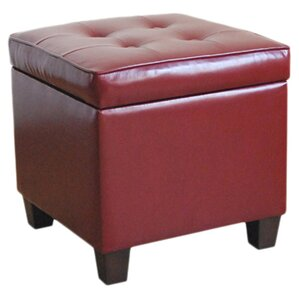 Storage Cube Ottoman by HomePop