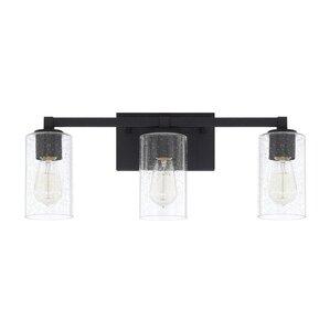 Bathroom Lights Wayfair iron bathroom vanity lighting you'll love | wayfair