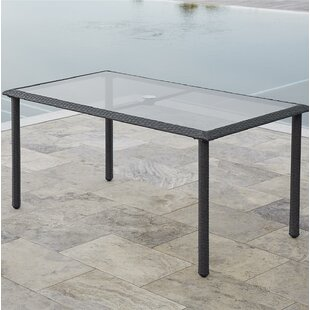 Outdoor Stone Top Dining Table Wayfair