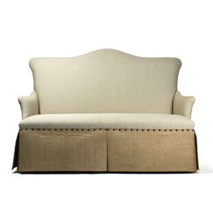 Delicieux Seater Skirted Sofa